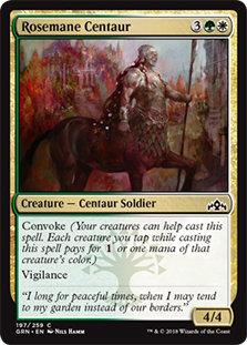 Rosemane Centaur / Español