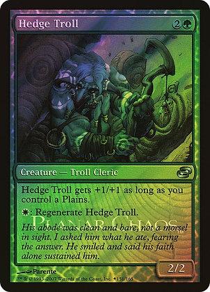 Hedge Troll (PLC) / Promo