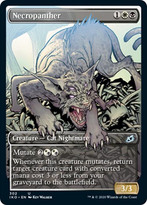 Necropanther / Alt Art