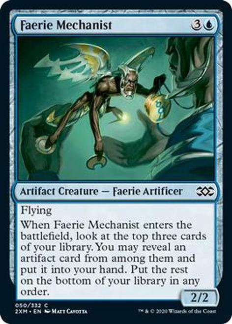 Faerie Mechanist (2XM)