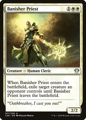 Banisher Priest (C20)