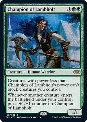 Champion of Lambholt (2XM)