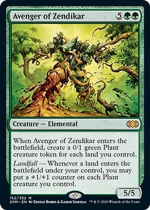 Avenger of Zendikar (2XM)