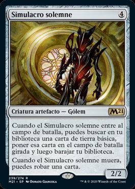 Solemn Simulacrum (M21) / Español