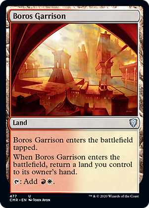 Boros Garrison (CMRD)
