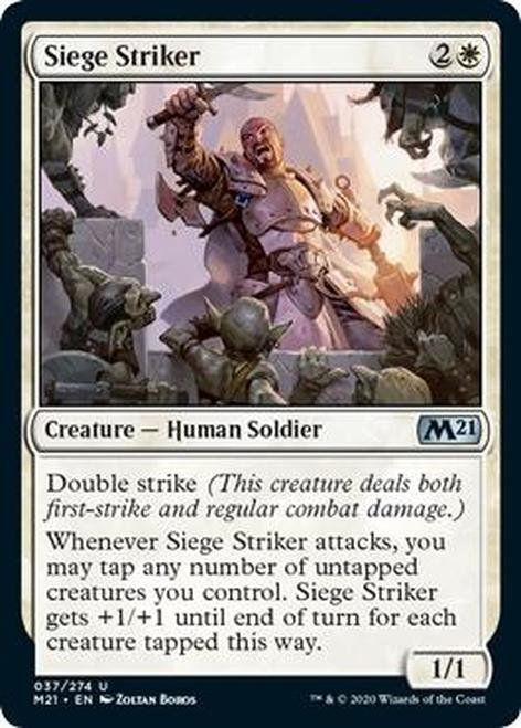 Siege Striker (M21)