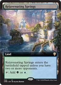 Rejuvenating Springs (Extended Art)