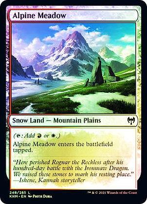 Alpine Meadow (KHM) / Foil
