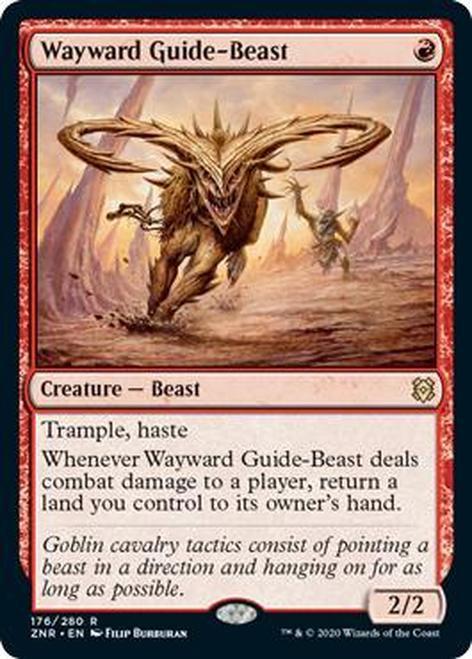 Wayward Guide-Beast (ZNR)
