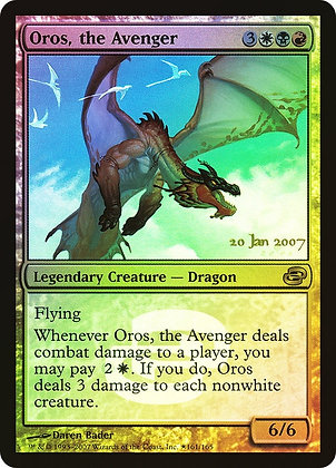 Oros, the Avenger (PLC) / Promo Prerelease