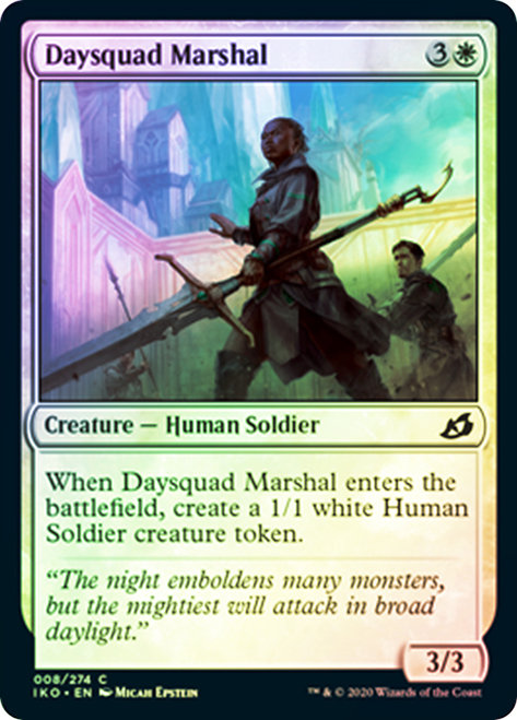 Daysquad Marshal / Foil