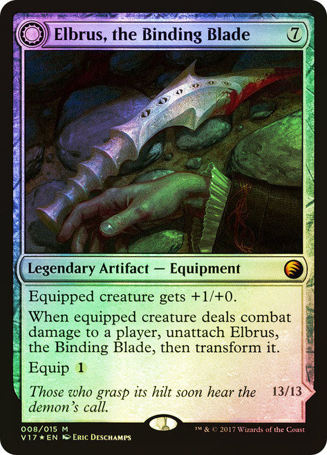 Elbrus, the Binding Blade   Withengar Unbound (V17)