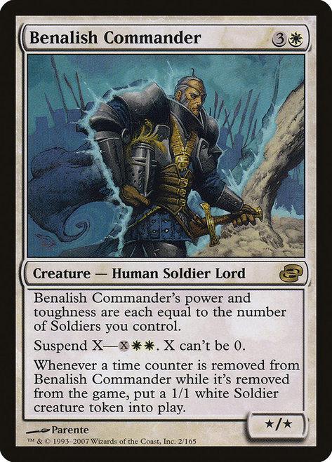 Benalish Commander (PLC) (LJ)