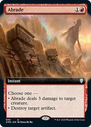 Abrade (Extended Art)