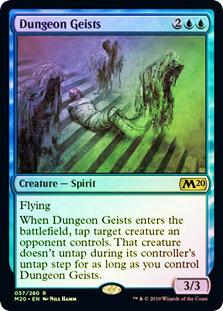 Dungeon Geists / Foil