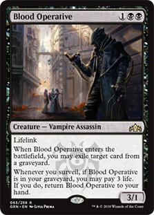 Blood Operative / Español