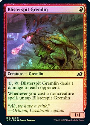 Blisterspit Gremlin / Foil