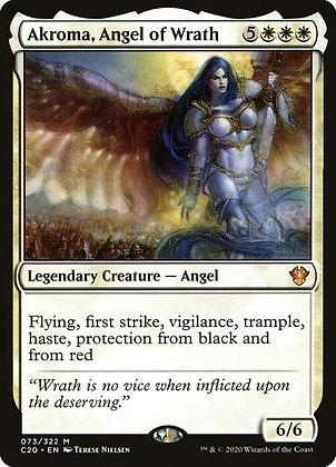 Akroma, Angel of Wrath (C20)