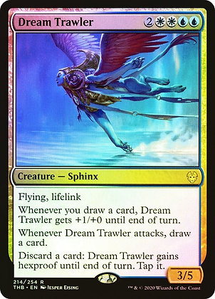 Dream Trawler (THB) / Foil
