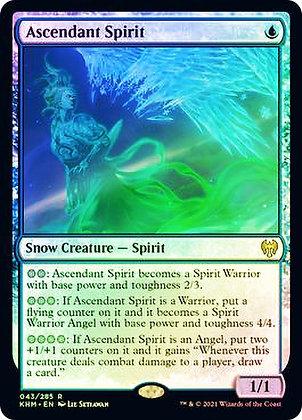 Ascendant Spirit (KHM) / Foil
