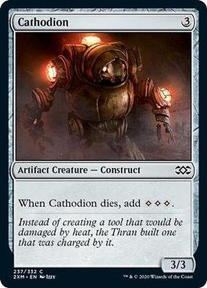 Cathodion (2XM)