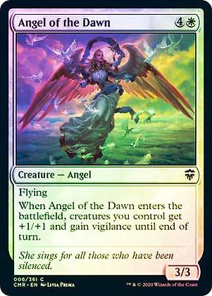 Angel of the Dawn (CMR) / Foil