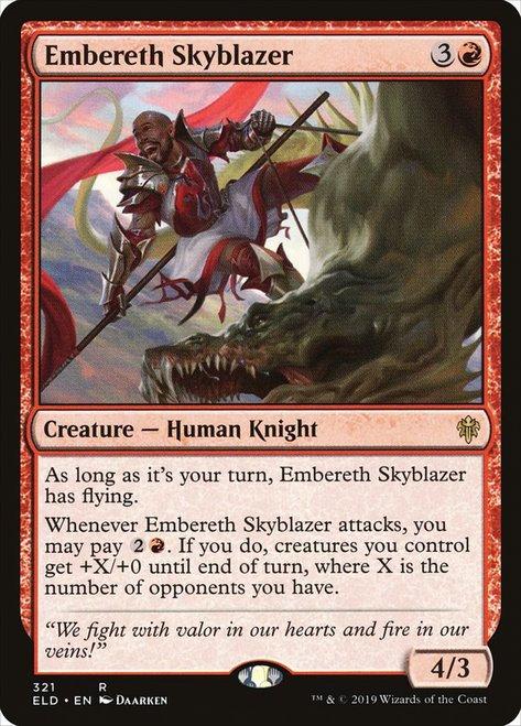 Embereth Skyblazer (ELD)