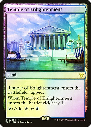 Temple of Enlightenment (THB) / Foil