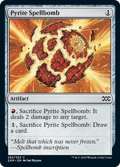 Pyrite Spellbomb (2XM)