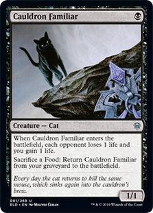 Cauldron Familiar