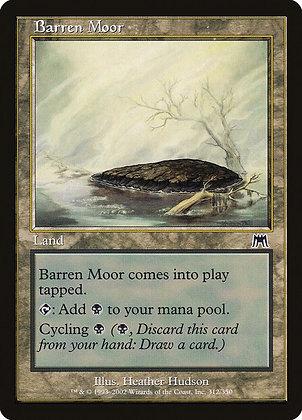 Barren Moor (ONS)