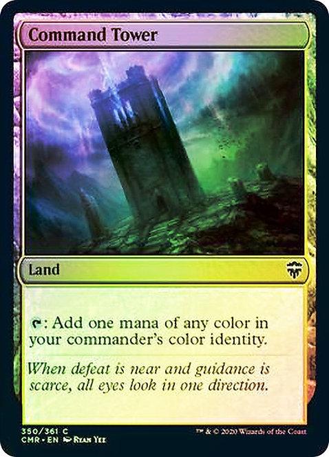 Command Tower (CMR) / Foil