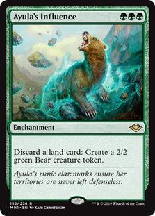 Ayula's Influence