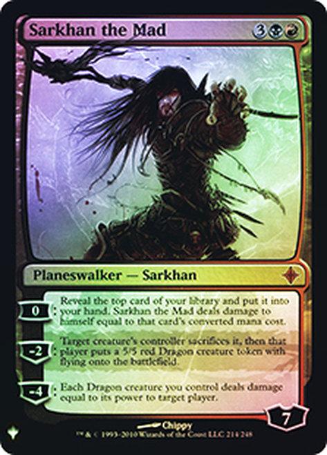Sarkhan the Mad / Foil