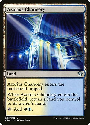 Azorius Chancery (C20)