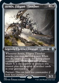 Armix, Filigree Thrasher (Foil Etched)