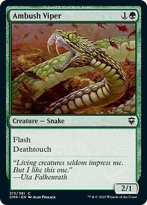 Ambush Viper (CMR)