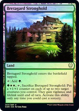 Bretagard Stronghold (KHM) / Foil
