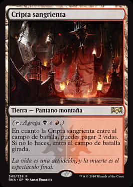 Blood Crypt / Español