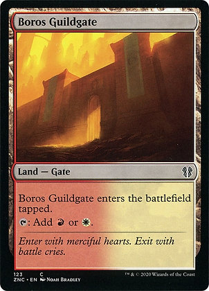 Boros Guildgate (ZNC)