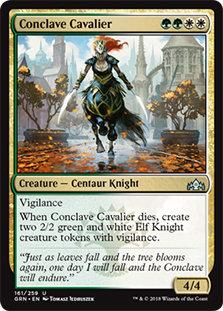 Conclave Cavalier / Español