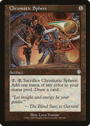 Chromatic Sphere (INV)