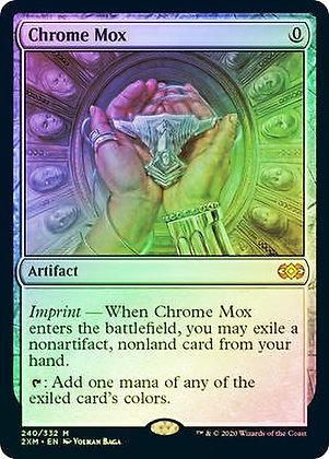 Chrome Mox (2XM) / Foil