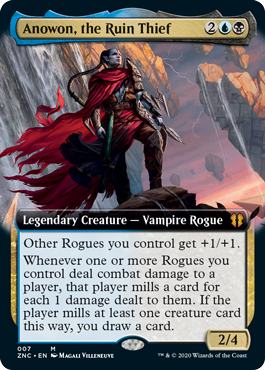 Anowon, the Ruin Thief (ZNC) / Extended Art