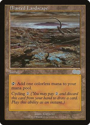 Blasted Landscape (USG)
