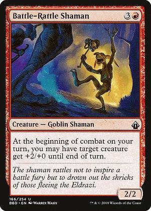 Battle-Rattle Shaman (2XM)