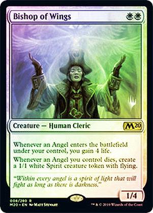 Bishop of Wings / Foil en Español