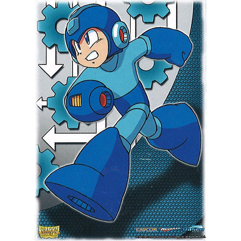 Micas Dragon Shield Megaman