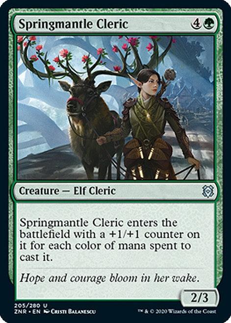 Springmantle Cleric (ZNR)