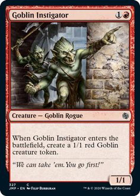 Goblin Instigator (JMP)